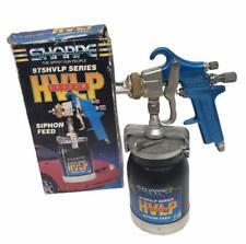 Sharpe Spray Gun 975hvlp Siphon Feed Azp003923