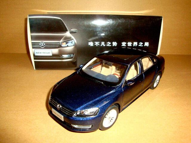1/18 China China China Volkswagen Nuevo Passat Color Azul c69a6e