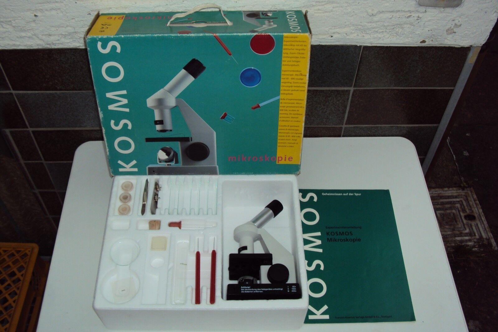 Kosmos mikroskop mikroskopie mikroskop kosmos experimentierkasten