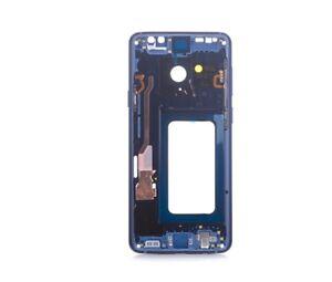 Rahmen Mittlere Gehäuse Body Zentrale Für Samsung Galaxy S9 Plus Blau / G965F