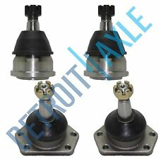 Brand New Both (4) Front Upper & Lower Suspension Ball Joints for Buick