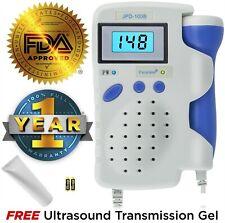 Fetal Doppler, JPD-100B, Baby Heart Monitor