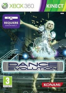Xbox 360 Dance Evolution Kinect Musica Y Baile Nuevo Ebay