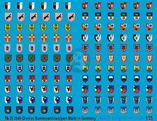 Peddinghaus 1/35 Bundeswehr Modern German Division Markings Coat of Arms EP3049