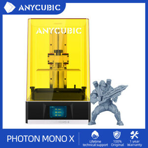 ANYCUBIC Photon Mono X LCD 3D Drucker Off-line UV LCD mit 8.9'' 4K Bildschirm DE