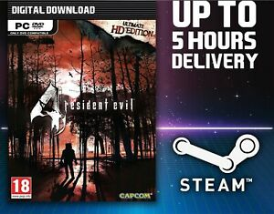 Details about Resident Evil 4 HD Ultimate Edition [PC] STEAM DOWNLOAD KEY  🎮🔑