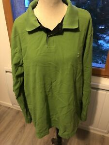 Polo Homme Vert Taille XL