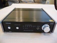 TEAC UD-301 Black USB 32bit/192kHz DSD  DAC-balanced outs
