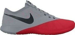 finest selection be388 ec4c2 Image is loading Nike-FS-Lite-Trainer-4-University-Red-Grey-