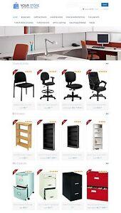 Amazon-Affiliate-Website-Office-Furniture-Store-eCommerce
