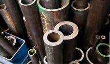 1 Od X 12 Long X 14 Wall Dom Steel Round Tube 1 Od X 250 Wall Dom