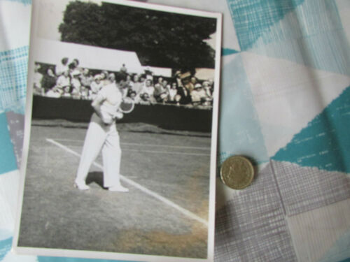 Ken McGREGOR 1950's Australian TENNIS Doubles Legend Original Photo No 5