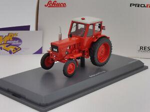 Schuco-PRO-R-09069-Belarus-MTS-50-Traktor-Baujahr-1961-in-034-orange-034-1-43-NEU