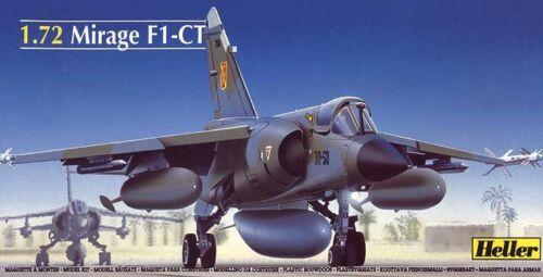 Neu Heller 80316-1:72 Dassault Mirage F1 CT