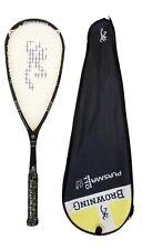 Browning Plasma Nano 110 Carbon Squash Racket RRP £310