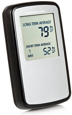Corentium Digital Electronic Radon Gas Monitor - Detector - Test - Tester