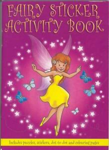 10-x-Girls-Fairy-Activity-Books-All-Occasions-Birthday-Party-Bag-Fillers-Toys