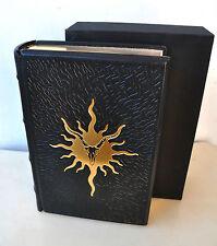 EXU Nicholaj Frisvold Deluxe Edition Scarlet Imprint Quimbanda Occult Grimoire
