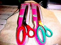 2 Pairs Of 10 Scissors Cuts Well With Right Or Left Hand lifetime Warranty