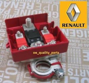 PINCE DE CÂBLE Borne De Batterie Pour Renault Clio Laguna