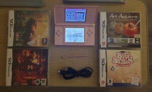 Nintendo-DS-Lite-et-4-jeux-Bundle