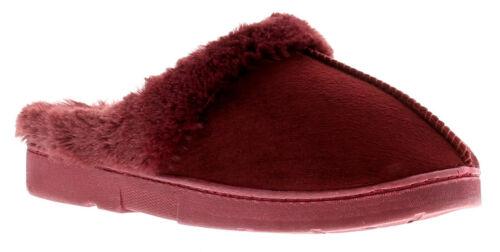 Dr Keller Decator Womens Ladies Mule Slippers Red UK Size