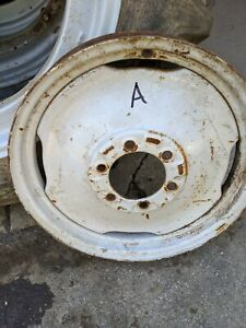 4-034-x-19-034-Front-Wheel-Rim-for-Ford-New-Holland-NAA-Jubilee-8N-600-800-C5NN1015A