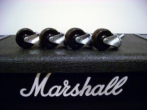 USA Marshall Cabinet Casters Amplifier Amp Guitar JCM JVM DSL 1936 ...