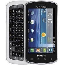 Samsung Galaxy Stratosphere SCH-I405 4GB White Verizon Page Plus
