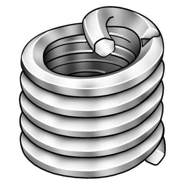 Helicoil 3591 12 CN 750 Helical Insert SS 3 4 16 X 0 750 L