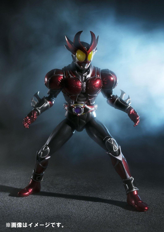 S.H. Figuarts Masked Masked Masked Kamen Rider Agito Burning Form Figure  W OOO 1 V3 X Figma e60bdb