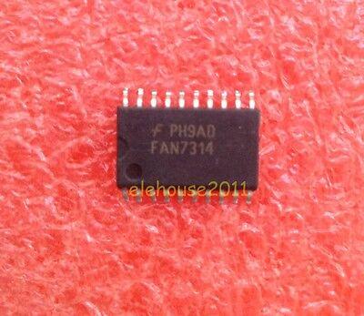 1PCS Fairchild FAN7314 FAN7314MX SOP20 LCD Backlight Inverter Drive IC