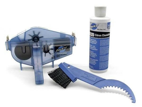 Park Tool CG-2.3 Chain Gang Cleaning System Cyclone Scrubber Cleaner Bike CG-2.2