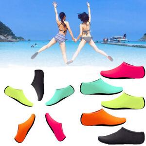 Leucothea-Ninos-Adultos-Neopreno-Natacion-Buceo-Calcetines-Snorkel-Surf-Zapatos-de-agua