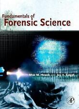 Fundamentals of Forensic Science, Siegel, Jay A., Houck, Max M., Books