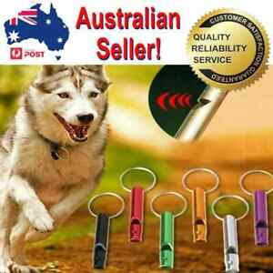 Alloy-Pet-Trainer-Whistle-Dogs-Puppy-Pet-Command-Training-Key-Chain