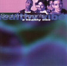 Soul Immigrants CD A Healthy Vibe - Germany