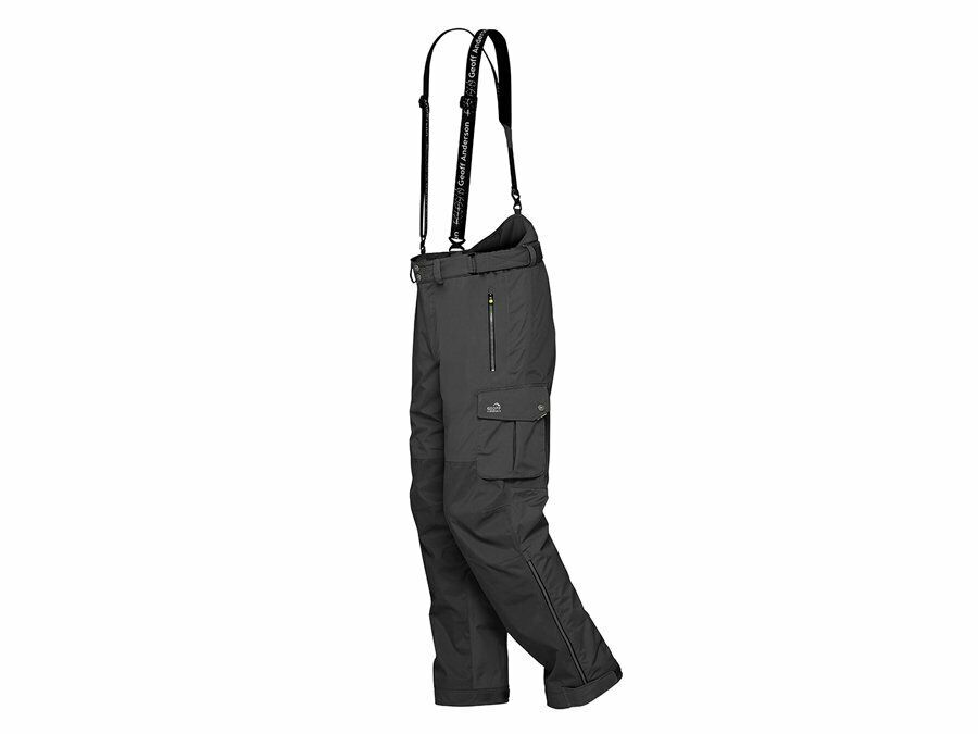 Geoff Anderson Trousers Urus 5 nero M-XXXL Pantaloni NUOVO 2019
