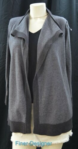 Doncaster Shrug Uld Blazer Xs Open Knit Duster Cardigan Blend Frakke New Sweater wwqf7B16x