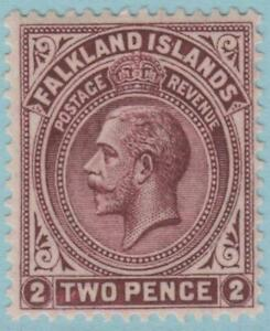Falkland-Islands-43-Mint-Hinged-OG-No-Faults-Very-Fine