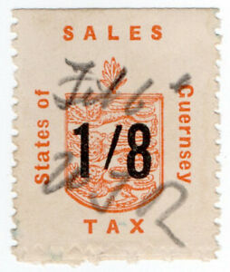 I-B-Guernsey-Revenue-Sales-Tax-1-8d-German-Occupation