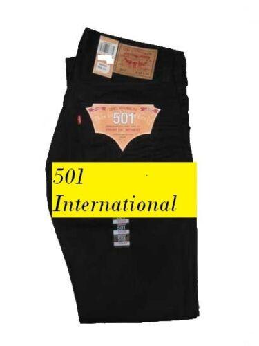 Levi s Jeans Levi s 501 Jeans Black 0660 E5HqfxHv a473e9cd9a9