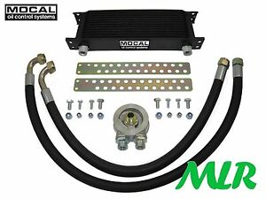 VAUXHALL-NOVA-GTE-GSI-SRI-OPEL-CORSA-A-13-19-ROW-MOCAL-ENGINE-OIL-COOLER-KIT-WU