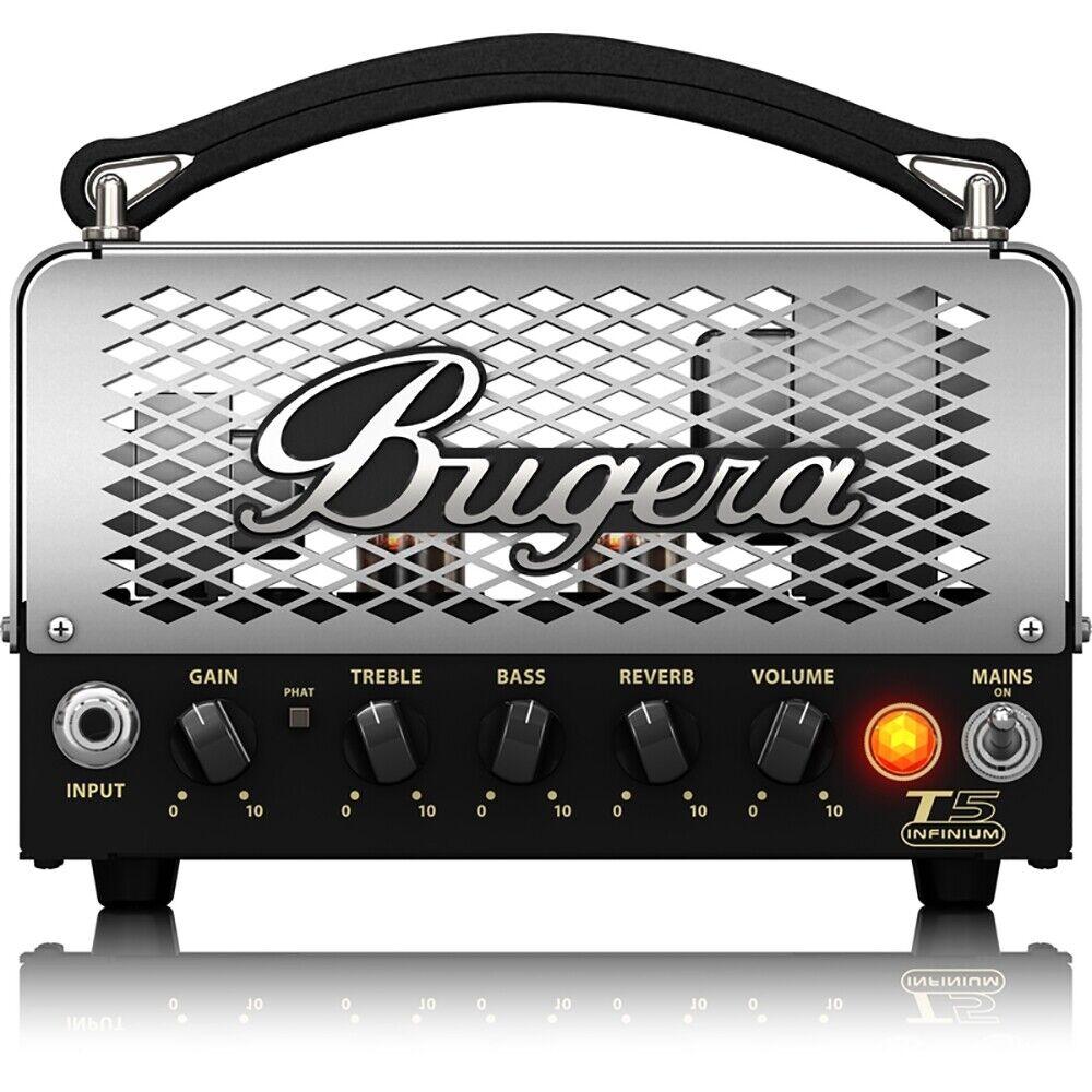Bugera T5 Infinium 5-Watt Class-A Tube Guitar Verstärker Head