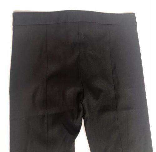Soie 0 Laine Doublure Noir Monse de Taille Nwt Femme 100 Mélange Pantalon vStqgg