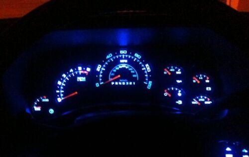 REPAIR 2004 GM Silverado Tahoe Speedometer Instrument Gauge Cluster w WHITE LEDs