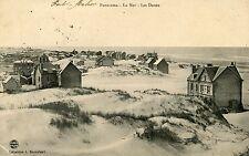 CPA 1908 la mer et les dunes à FORT MAHON 80 Collection Bonnefond