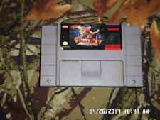 Super Nintendo SNES Game : Fatal Fury = Buy 10 Games ships for FREE