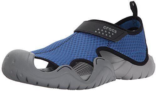 Crocs Crocs Sandale-  Uomo Swiftwater Flat Sandale- Crocs Select SZ/Farbe. e0171f