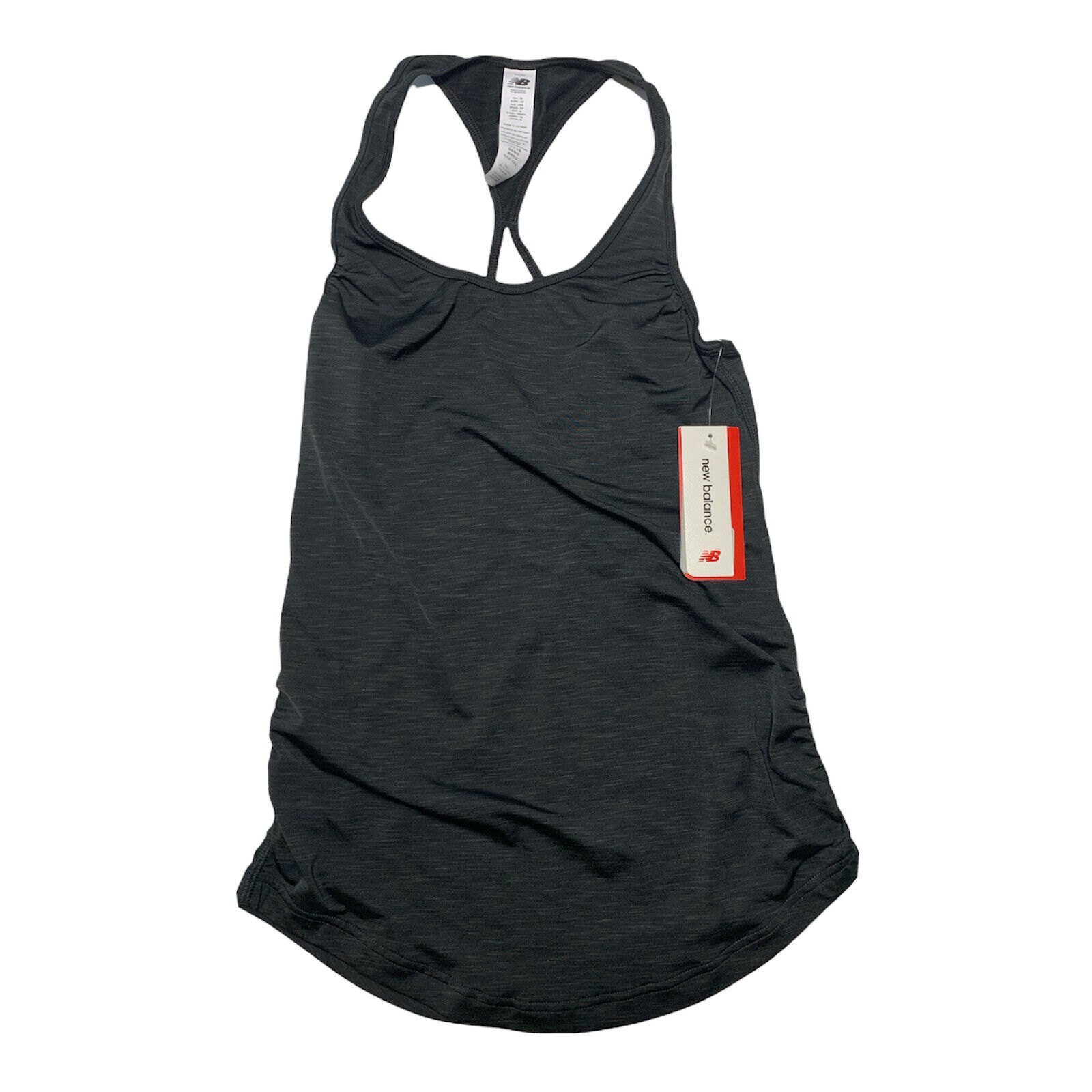 New Balance Women's Fashion Tank Black Heather Size Extra Small